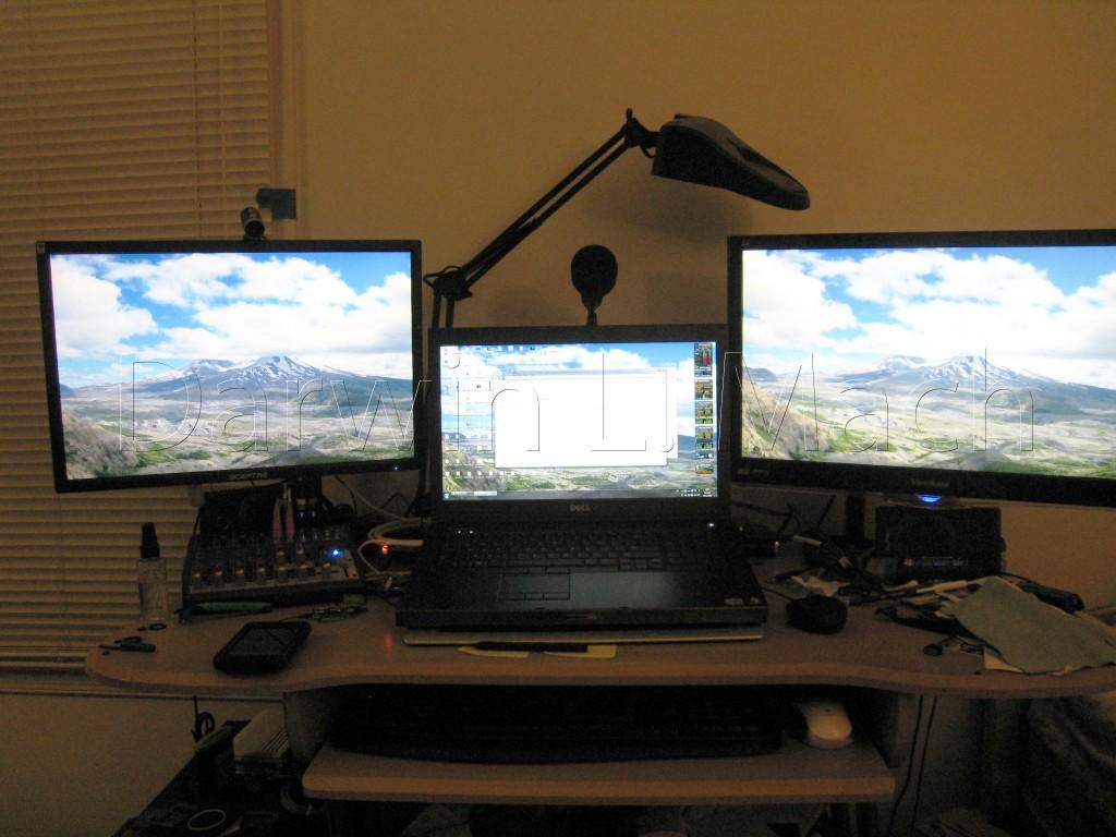 dell precision m6600 vs m6400 hardware  overview